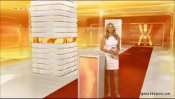 Frauke Ludowig---28.03.2012--dress--legs--Exclusiv--RTL (Germany)