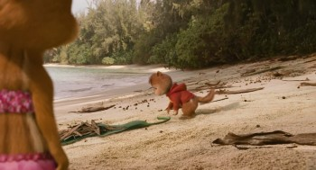 Alvin i Wiewiórki 3 / Alvin and the Chipmunks Chip Wrecked (2011) 720p.PLDUB.BRRip.Xvid.AC3-Sajmon