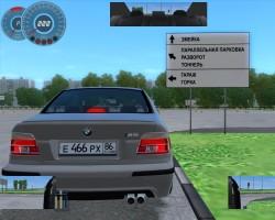City Car Driving Topic Bmw M5 E39 1 2 2 1 1
