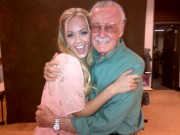 Laura Vandervoort - Twitter Pictures From Dallas Comic-Con -May 19-20, 2012 (x7)