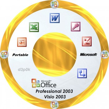 Экскурсионные туры. Microsoft Office and Visio Professional 2003 Portable