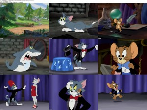 Download Tom and Jerry Abracadumb Medieval Menace (2012) DVDRip 60MB Ganool