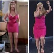 Kelly Clarkson *ADDS* Duets Channeling Melissa Joan Hart