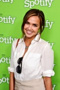 Arielle Kebbel - Spotify App Launch in West Hollywood 06/27/12