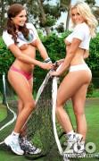 ����� �����, ���� 119. Daisy Watts & Amy Green - Sexy Wimbledon July 2012 LQ Tags, foto 119