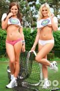 ����� �����, ���� 118. Daisy Watts & Amy Green - Sexy Wimbledon July 2012 LQ Tags, foto 118